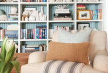 The Main House: Family Room / by Page Farm Chick (Deb Daniel)