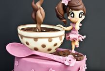torták - cakes