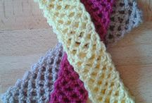 Crochet/Knitted Projects