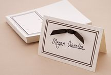 Wedding-Place Cards / by Brenda Mexicano-Rodriguez