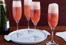 CHAMPAGNE COCTAILS