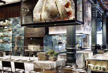 Wnętrza restauracji