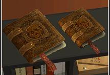Sims 2- Books