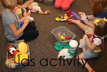 Activity Day Ideas / by Kristine Snell