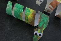 The Art of Toilet Paper Rolls