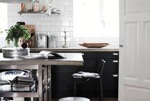 Kitchen Ideas / by Lauren Galan