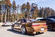Paixão pelo drift japan