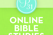 Bible Studies / by Lona Stevens