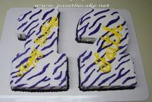 Number Twelve Cake Designs