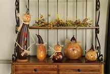 Fall/Halloween Decor with Meadowbrooke
