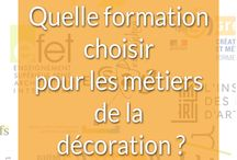Formations deco