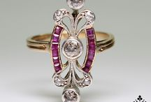 RINGS - VICTORIAN