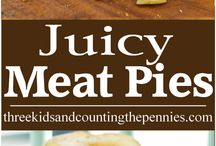 Meat pie recipes
