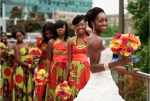 African weddings / Beautiful African brides and grooms / by Crystal Boat