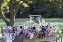 summer table landscapes