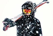 Ski / by Smith McQueen