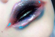 Futuristic Make Up