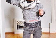 Quand les garçons s'habillent... / Mode garçon. Pour qu'ils restent avec un look de bébé... !