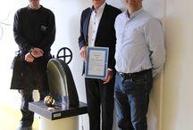 Award: NORDEA HORSENS ERHVERVSPRIS 2015 / FRANDSEN GROUP has been awarded with Nordea Horsens Erhvervspris 2015.