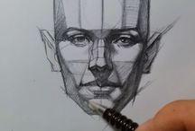 Tegne ansikt