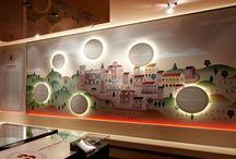 MUSA Museo della Salumeria / www.museodellasalumeria.it  #musa #Villani #Museodellasalumeria #MariaVittoriaBenatti #illustrations #informationdesign #infographics
