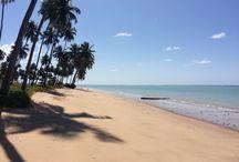 Viagens / Praia de São Miguel dos Milagres