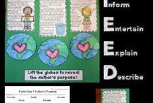 Seasonal learning / by Big Ideas in Teaching