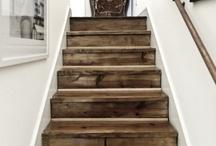 escaleras casas de campo