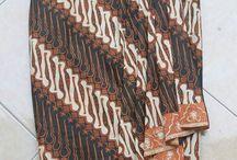 Batik / Skirt Batik