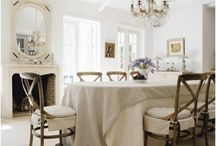 inspiration  dining room