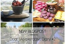 AMSTERDAM Travel Blogger / Live and experience the unique world of Amsterdam through bloggers who have stayed in luxurious hotel thanks to Buzz & Go