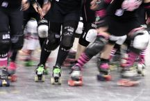 Roller Derby Dreams / So... I think I want to do this Roller Derby thing <3