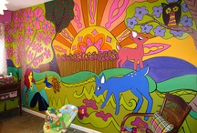Murals & Installations / by Sheri Gibb