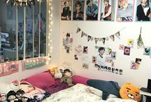 Kpop room decor