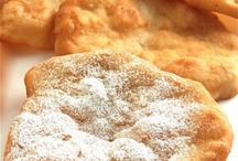 Donuts, Funnel Cakes & Fritters