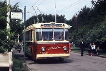 trams and trolleybuses in Russia ( and the USSR )