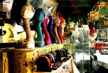 Boutique's / retail, display, boutique inspiration...
