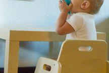 Montessori nábytek