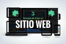 ventajas, web, responsivo, internet, negocios, empresas