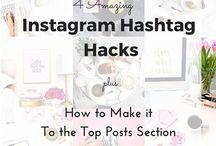 INSTAGRAM Tips / Tips and tricks for instagram photos followers and hacks