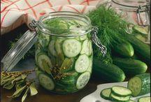 Gemüse /Eingemachtes