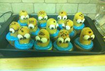 Mommy bakings / Kid friendly pastries