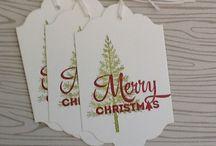 Glückwunschkarten und Geschenkanhänger