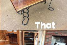 furniture finishing.
