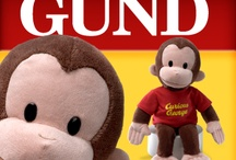 Curious George / Get your own Curious George from GUND / by GUND