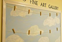 Art and Craft Display Ideas