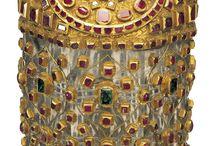 Ottoman jewels etc.