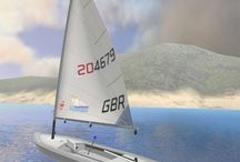 VR Regatta / Sailing in virtual reality