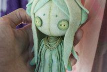 Création dolls