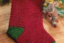 Christmas Crochet / by Cheryll Harding